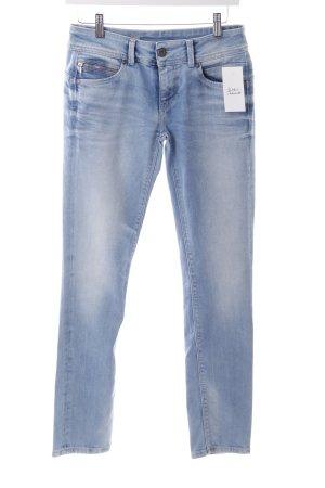 Pepe Jeans Slim Jeans hellblau Casual-Look