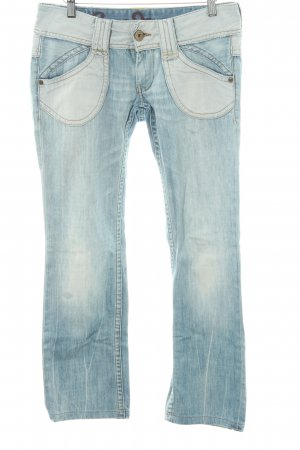 Pepe Jeans Slim Jeans azure casual look