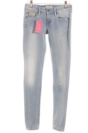 Pepe Jeans Slim Jeans himmelblau Casual-Look