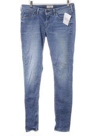 Pepe Jeans Slim Jeans kornblumenblau Casual-Look