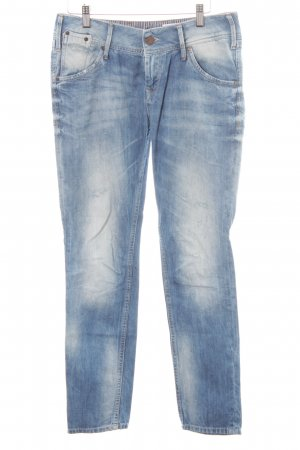 Pepe Jeans Slim Jeans mehrfarbig Bleached-Optik