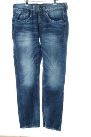 Pepe Jeans Slim Jeans mehrfarbig Casual-Look