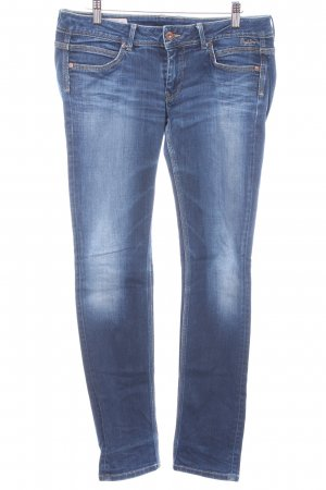 Pepe Jeans Slim Jeans mehrfarbig Washed-Optik