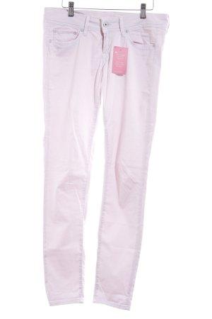 Pepe Jeans Slim Jeans rosé Casual-Look