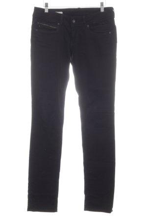 Pepe Jeans Slim Jeans schwarz Casual-Look