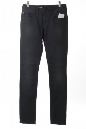 Pepe Jeans Slim Jeans schwarz Washed-Optik
