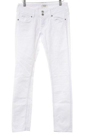 "Pepe Jeans Slim Jeans ""Vera"" weiß"