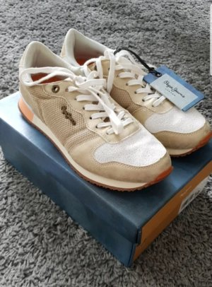 Pepe Jeans Sneakers gold-colored-cream