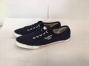 Pepe Jeans Sneaker dunkelblau
