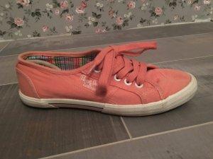 Pepe Jeans Basket saumon-abricot