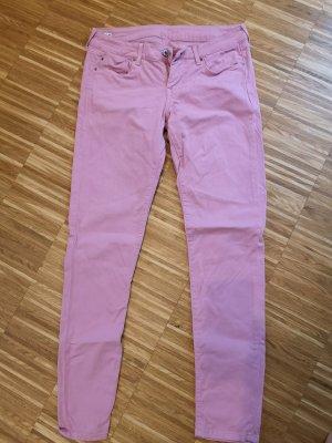 Pepe Jeans Jeans skinny rosa chiaro