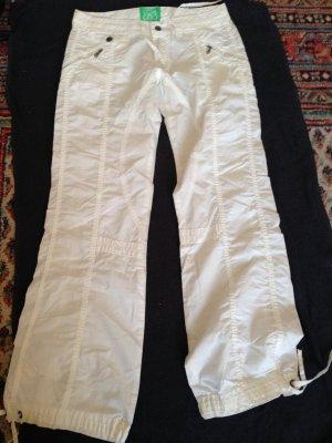 Pepe Jeans sommerhose weiß sportlich ungetragen 27/32