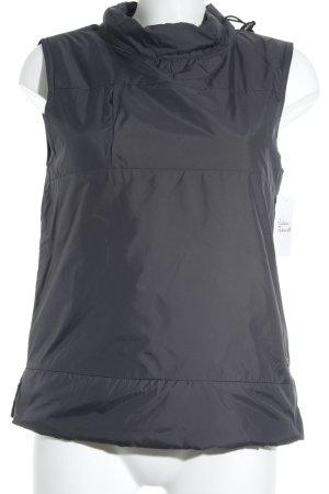 Pepe Jeans Sportjacke dunkelgrau Steppmuster sportlicher Stil