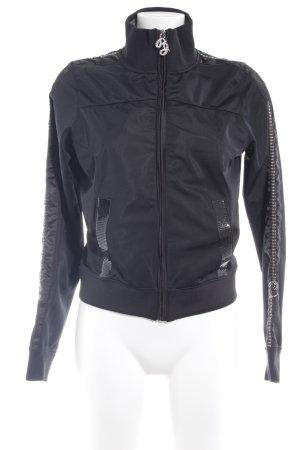 Pepe Jeans Veste de sport noir style décontracté