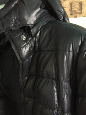 Pepe Jeans Quilted Jacket black polyester