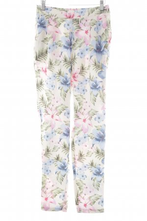 Pepe Jeans Jersey Pants flower pattern casual look