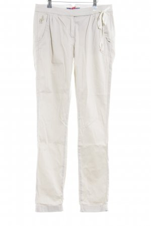 Pepe Jeans Stoffhose creme Casual-Look