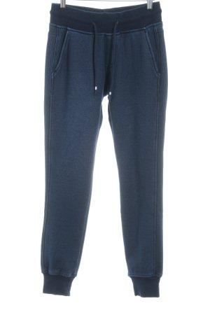 Pepe Jeans Stoffhose dunkelblau sportlicher Stil