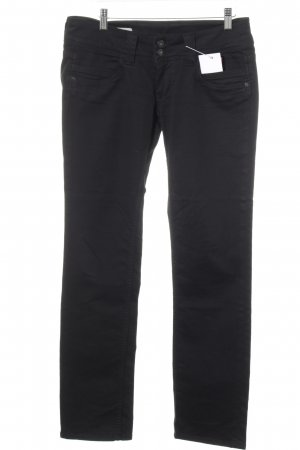 Pepe Jeans Stoffhose schwarz Casual-Look