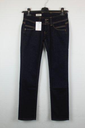 Pepe Jeans Straight Leg Gr. 27 dunkelblau