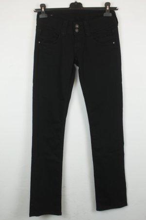 Pepe Jeans Straight Leg Gr. 27 schwarz