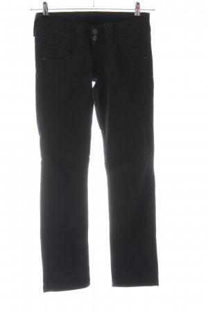 Pepe Jeans Straight-Leg Jeans schwarz Business-Look