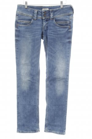 Pepe Jeans Straight Leg Jeans blue second hand look