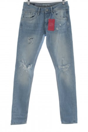 Pepe Jeans Straight-Leg Jeans himmelblau Casual-Look