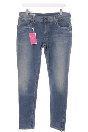 Pepe Jeans Straight-Leg Jeans himmelblau-kornblumenblau Casual-Look