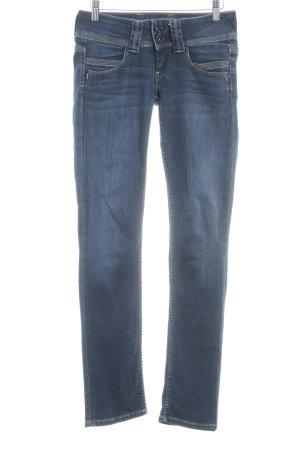 """Pepe Jeans Straight-Leg Jeans """"Venus"""" dunkelblau"""