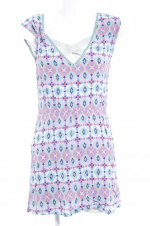 Pepe Jeans Beach Dress Aztec pattern beach look