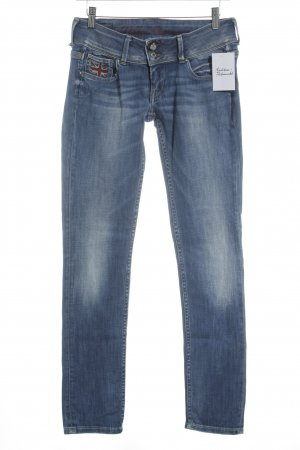 Pepe Jeans Stretch Jeans cornflower blue jeans look