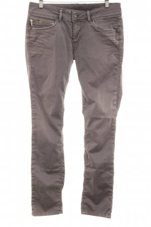 Pepe Jeans Stretch Trousers grey casual look