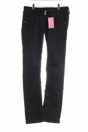 Pepe Jeans Stretchhose schwarz Casual-Look