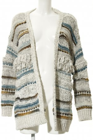 Pepe Jeans Strickjacke Streifenmuster Casual-Look