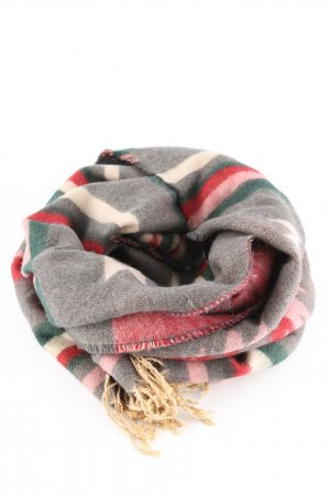 Pepe Jeans Knitted Poncho mixed pattern casual look