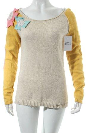 Pepe Jeans Strickpullover mehrfarbig extravaganter Stil