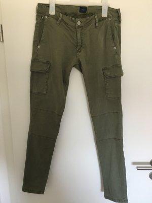 Pepe Jeans SURVIVOR - Stoffhose - khaki green / Gr. W29 und L30