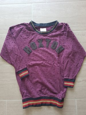 Pepe Jeans London Sweat Dress purple-grey lilac