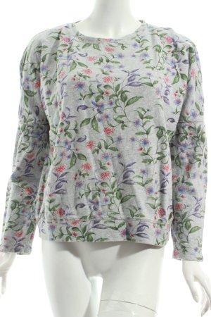 Pepe Jeans Sweatshirt florales Muster Casual-Look