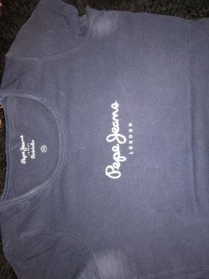 Pepe Jeans T-Shirt Blue XS