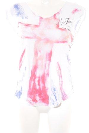 Pepe Jeans Camiseta multicolor look «Brit»