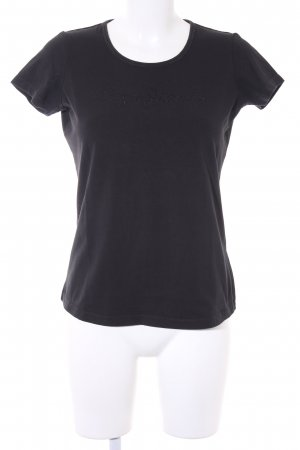 Pepe Jeans T-Shirt schwarz Casual-Look