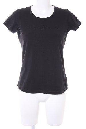 Pepe Jeans Camiseta negro look casual