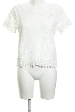 Pepe Jeans Camiseta blanco Paris-Look