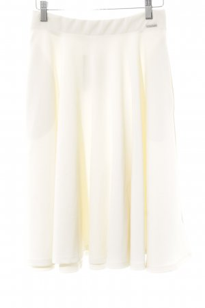 Pepe Jeans Circle Skirt pale yellow romantic style