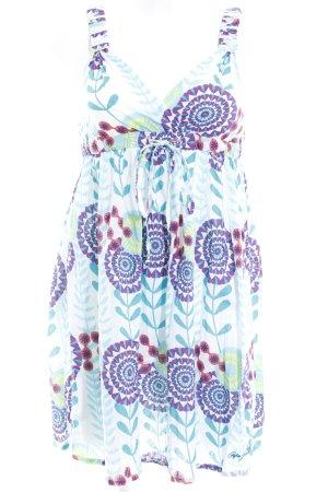 Pepe Jeans Trägerkleid florales Muster Beach-Look