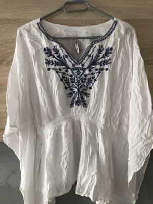 Pepe Jeans Túnica blanco-azul
