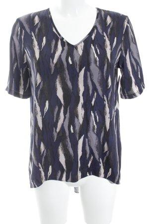 Pepe Jeans Tunikabluse abstraktes Muster Casual-Look