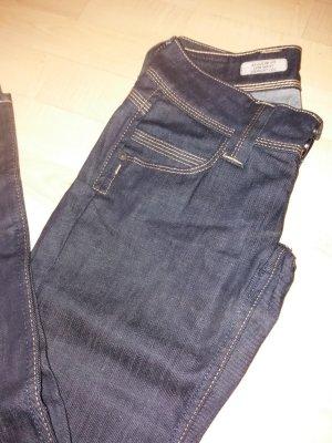 Pepe Jeans Jeans coupe-droite bleu foncé